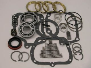 Early GM Muncie M21 M20 Transmission Rebuild Kit 7/8