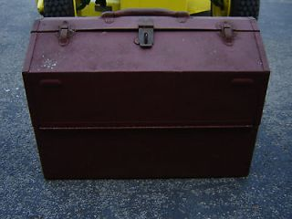 Vintage Mechanics Tool Box   Kennedy