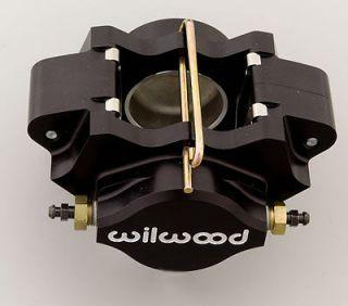 Wilwood Brake Caliper Dynalite Aluminum Black 2 Piston Drv/Psgr Side