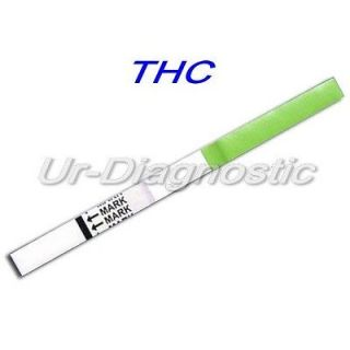 10 Marijuana (THC) Home Urine Drug Test Strips   Made in Canada