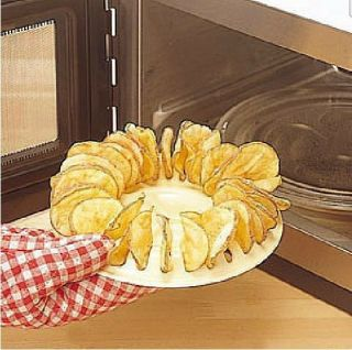 G5849 Portable DIY Low Calories Microwave Oven Fat Free Potato Chips
