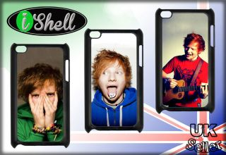 ED SHEERAN + PLUS IPOD TOUCH 4 4G 4TH GEN IPHONE HARD CASE COVER