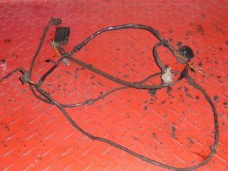 Ski Doo Elan 250 SS Wire Harness