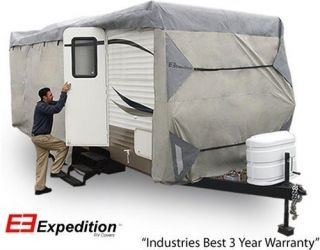 Expedition RV Trailer Cover Travel Trailer 20 21 22 ft