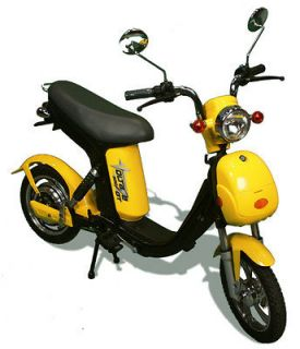Bike Electric Moped Scooter Bicycle   NO license, insurance or plate