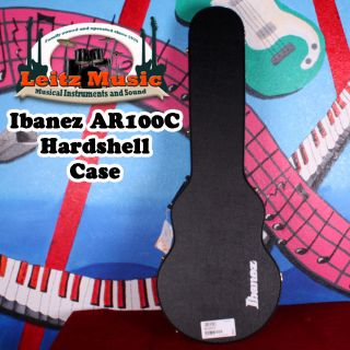 Ibanez AR100C Hardshell Electric Guitar Case for Artist Series Models