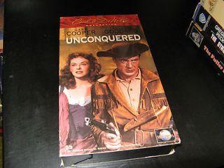 Unconquered Ga ry Cooper Paulett e Goddard Boris Karloff