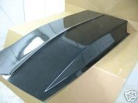 Fiberglass 4 cowl induction hood scoop, avail.in 38 and 47 inch