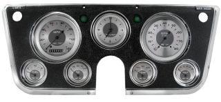 68 69 70 71 72 Chevy Truck Classic Instruments Gauges Dash Bezel Panel