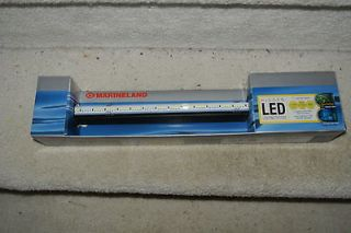 MARINELAND 17 Hidden Blue and White LED lighting system with 400