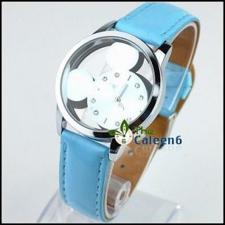 2013 New Disney Mickey Mouse Quartz Wrist Watch   After