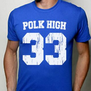 AL BUNDY 33 funny retro polk high jersey married with children MENS T