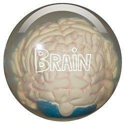 14lb Storm Brain Clear Bowling Ball
