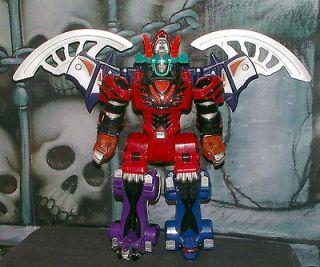 Power Rangers Jungle Fury DX Jungle Pride / Roar Max Megazord Lot