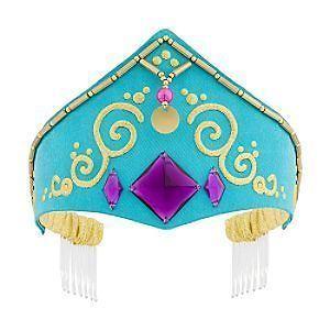 Princess Jasmine Crown Tiara Jeweled Costume New SALE