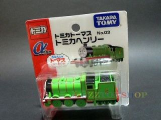Japan Takara Tomy Diecast Tomica Thomas and Friends Metal Henry
