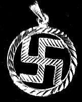 Newly listed WOW Ganesh Swastika Buddha Sterling Silver Charm pendant