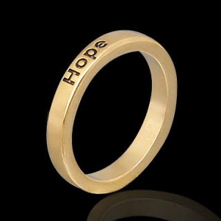 Stackable ring   Hope Best friend Live Believe Dream Imagine Laugh