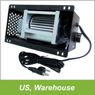 Variable S31105 Blower Fan for GHP Group Plate Steel Wood Stoves