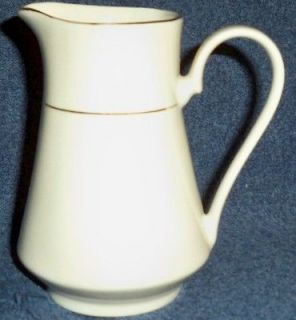 Creamer by Tienshan Fine China Classic Gold Pattern