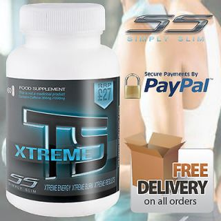 T5 Super Strength Xtreme Slimming Pills Fat Burners Diet Weight Loss