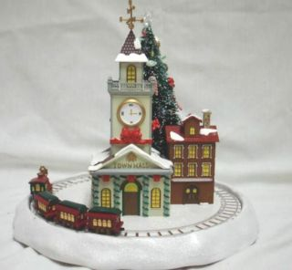 36731 MR CHRISTMAS WINTER WONDERLAND VILLAGE CHRISTMAS MINI