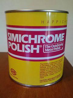 Simichrome Polish   Metal Polish   Non Toxic   35.27 oz / 1000 gram