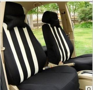 2012 new handmade fashion seat cover car seat cover (black and white