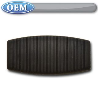 Ford Motor Company BRAKE PEDAL PAD   Rubber Slip On Cover, 1980 2012