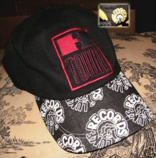 Luke Records baseball hat H TOWN Luther Campbell 2 Live