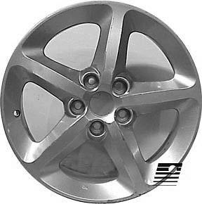 Refinished Hyundai Sonata 2006 2007 17 inch Wheel, Rim