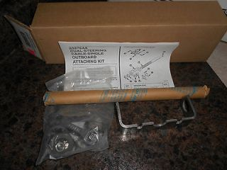 NEW IN BOX 92876A 8 MERCURY OUTBOARD DUAL CABLE STEERING KIT 92876A8