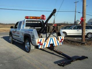 Lift & Tow 3 Series Hidden Wheel Lift Repo Truck Lift