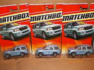 2011 MATCHBOX LINCOLN NAVIGATOR 34/100 VIP SERIES