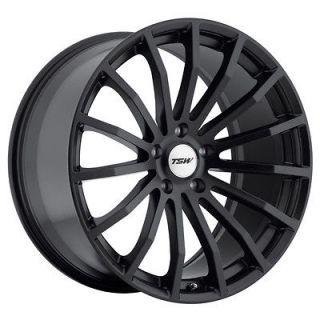 16x7 TSW Mallory Black Wheel/Rim(s) 5x114.3 5 114.3 5x4.5 16 7