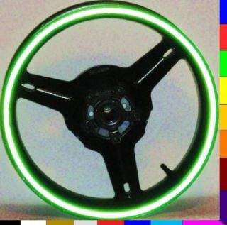 REFLECTIVE RIM STRIPES WHEEL DECALS TAPE NINJA EX 500 R