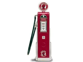 MOHAWK GASOLINE VINTAGE GAS PUMP DIGITAL 1/18 SCALE