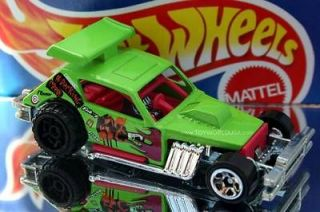 Hot Wheels Demolition Derby AMC Greased Gremlin