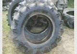 TWO 14.9x24, 14.9 24 ALLIS CHALMERS I40 Farm Tractor Tires 12 Ply