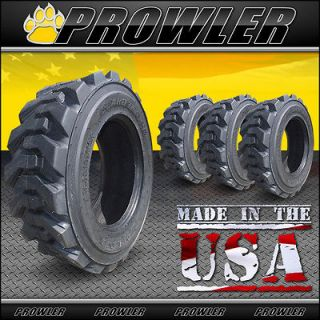 Prowler GUARD DOG USA 12x16.5 12 ply Skid Steer Tires, 100% made in