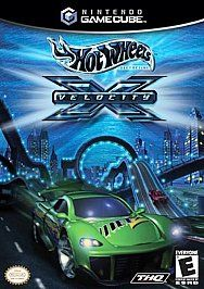 Hot Wheels Velocity X Nintendo GameCube, 2002