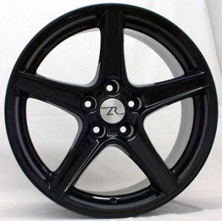 Mustang ® Saleen Wheels Rims 18x9 18x10 18 inch 2005 2013