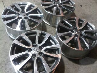 Nissan Pathfinder 18 2013 Factory 4X Rims Wheel CNCC 98456
