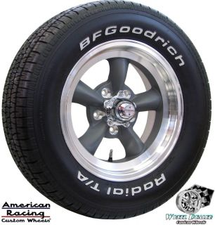 15 American Racing Torq Thrust Wheels Rims BFGoodrich Tires Chevy Bel