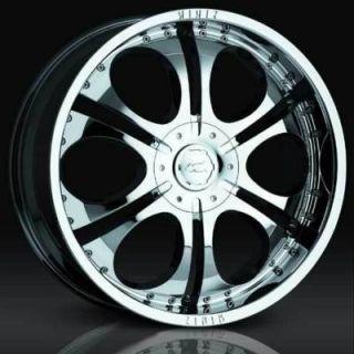 20 Zinik Wheels Sabini Rims Tires Camry Maxima Magnum