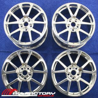 CTS STS CTS V V 19 2009 2010 2011 2012 OEM WHEELS RIMS SET 4648 4649