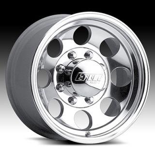 Eagle 186 Wheels Rims 15x10 Fits Ford F150 Bronco Jeep CJ CJ5 CJ7