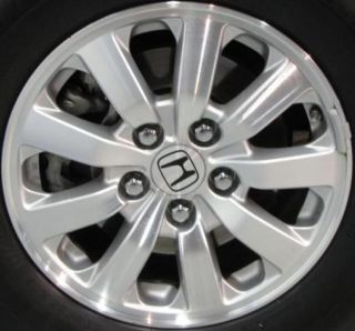 16 Alloy Wheels Rims for 2005 2010 Honda Odyssey   Brand New   Set of