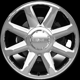 20 New Chrome Wheels Rims for 2007 2008 2009 2010 2011 GMC Sierra