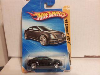 Hot Wheels 2010 New Models Series 2009 Cadillac cts V